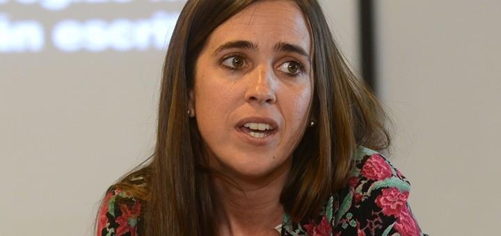 Lorena Suárez, country manager de Wayra Argentina. Imagen: Telefónica