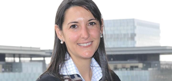 Elena Gil, directora de BI y Big Data de Telefónica. Imagen: Telefónica