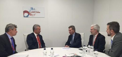 La Comisión Europea y Brasil acuerdan cooperar en 5G. Imagen: Ministerio de Comunicaciones de Brasil
