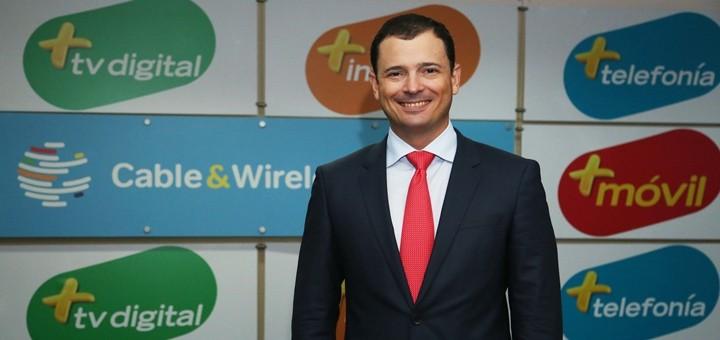 Julio Spiegel asumirá la presidencia de Cable & Wireless Panamá