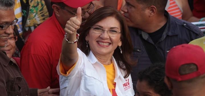 Jacqueline Faría vuelve a la presidencia de Movilnet tras siete años