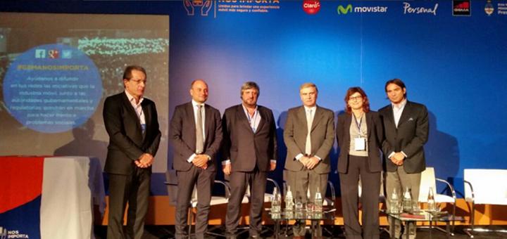 Claro, Movistar y Personal implementarán en Argentina la campaña Nos Importa de GSMA