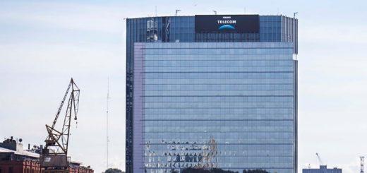 Edificio de Grupo Telecom en Buenos Aires. Imagen: Grupo Telecom