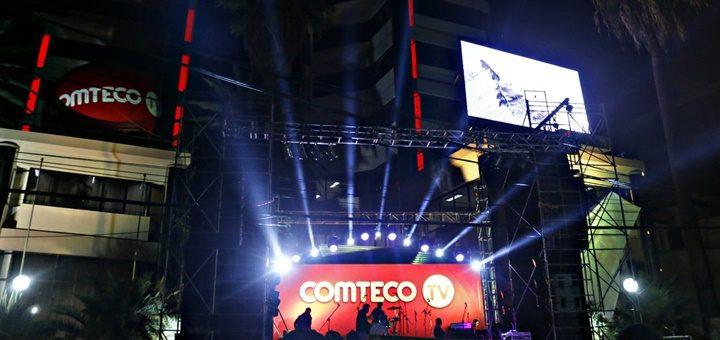 Comteco lanzó su servicio de televisión digital vía fibra