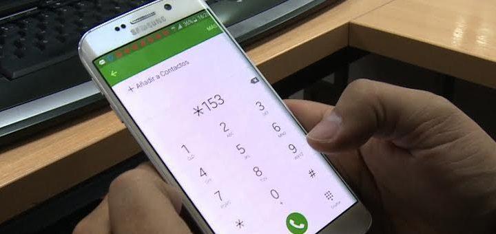 Recargas móviles con dinero electrónico. Imagen: CNT.