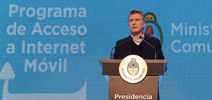 Mauricio Macri. Imagen: Casa Rosada.