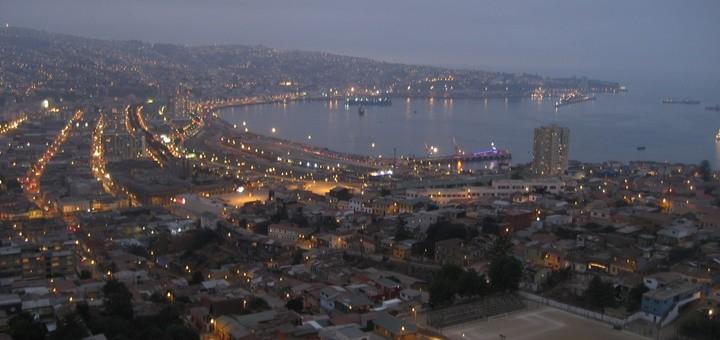 Entel Chile inaugura una red LTE-A en Valparaíso