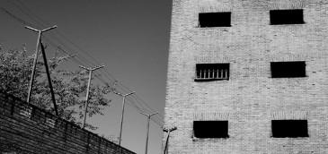 Cárcel en El Salvador. Imagen: Flickr.