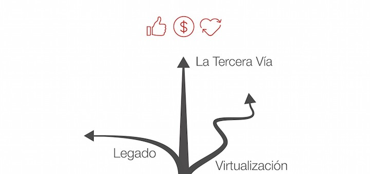 """La """"Tercera Vía"""" para la transformación digital"""