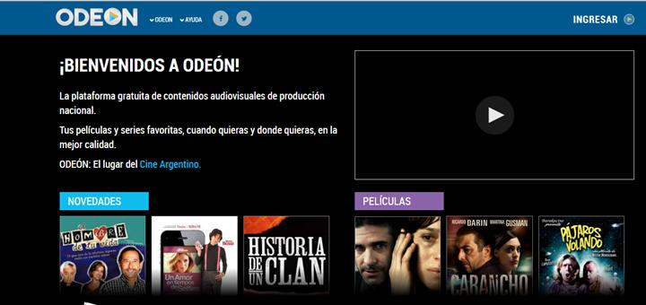 Portada de Odeón. Imagen: TeleSemana.com.