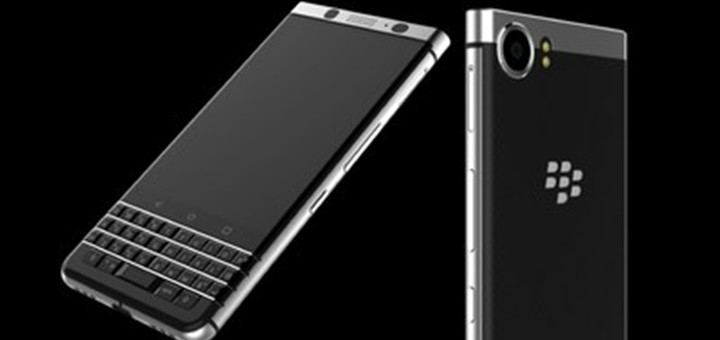 TCL presentó smartphone con teclado BlackBerry. Imagen: TCL.