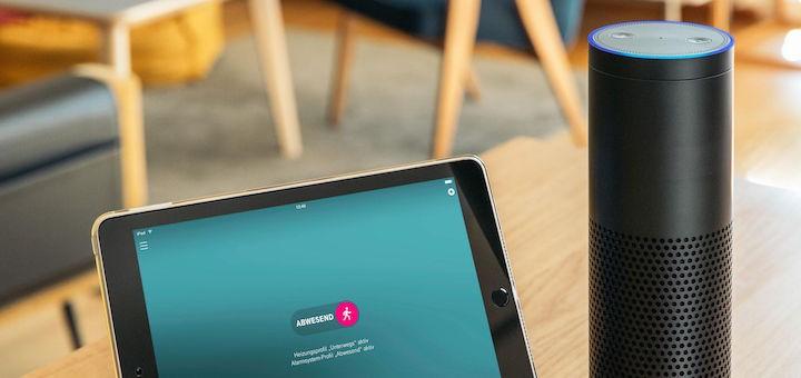 DT apuesta por colaborar con Amazon para desarrollar el hogar inteligente