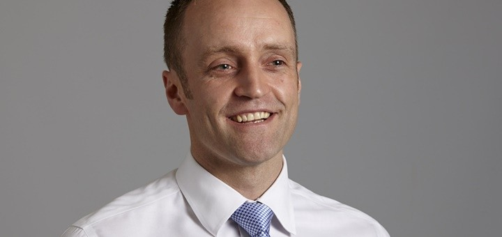 Paul Gudonis, presidente de Inmarsat Enterprise. Imagen: Inmarsat