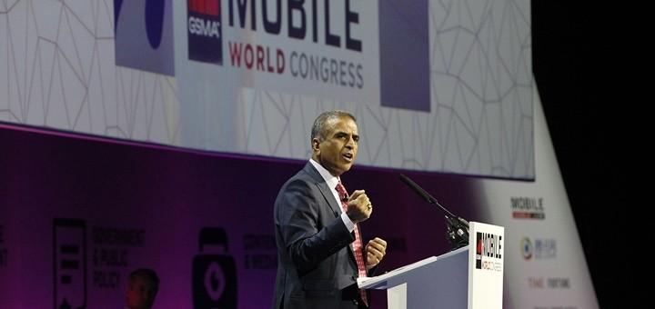 Sunil Bharti Mittal, presidente de Bharti Enterprises y GSMA. Imagen: GSMA
