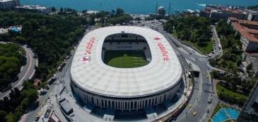 Realizan prueba LAA en estadio de fútbol en Estambul