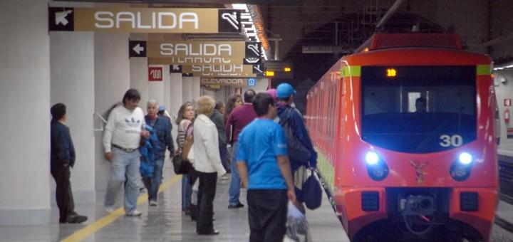 Metro de la Ciudad de México. Imagen: Sistema de Transporte Colectivo Metro de la Ciudad de México.