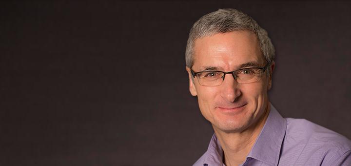 Benoit Fleury, VP Product Line Management de iBwave. Imagen: iBwave