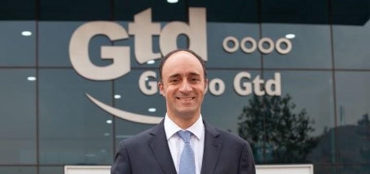 Alberto Bezanilla, gerente general de GTD. Imagen: GTD