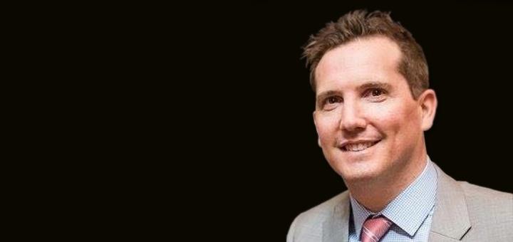 Declan Cassidy, CEO de Digicel Diaspora. Imagen: Digicel
