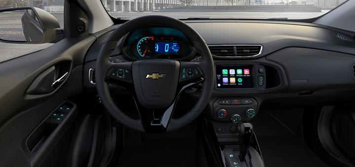 Chevrolet Argentina lanza planes para automóviles conectados