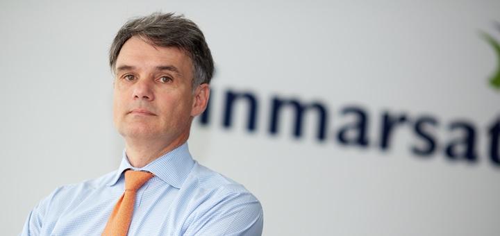 Michele Franci, CTO de Inmarsat. Imagen: TeleSemana.com