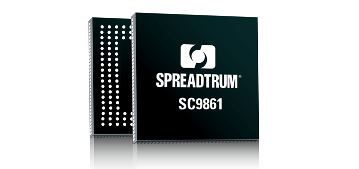 Spreadtrum SC98610. Imagen: Spreadtrum