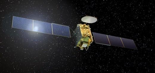 Satélite de telecomunicaciones. Imagen: Eutelsat/Flickr.