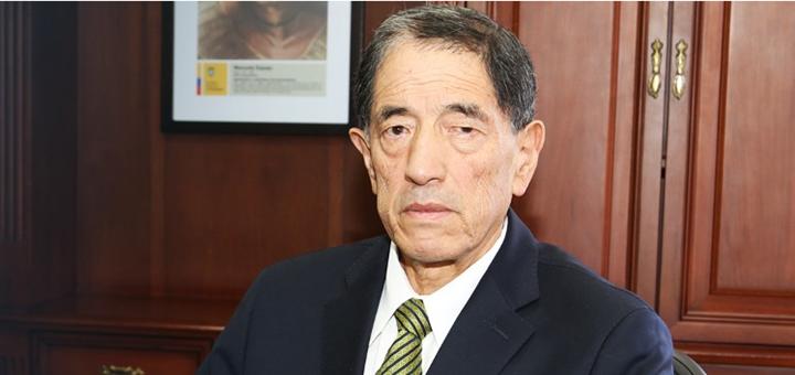 Washington Carrillo, director ejecutivo de Arcotel. Imagen: Arcotel