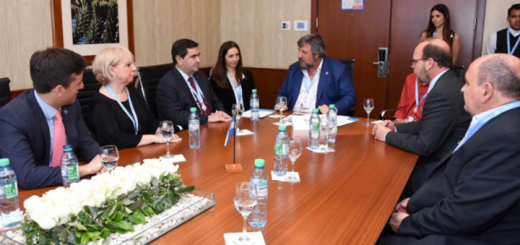 Reunión de Enacom con entidades y reguladores internacionales. Imagen: Enacom