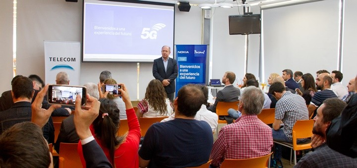 Martin Wessel, gerente de Evolución Tecnológica de Personal. Imagen: Personal