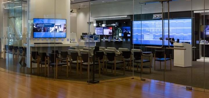 Oficina de Cisco en Estados Unidos. Imagen: Gobierno de Yucatán.