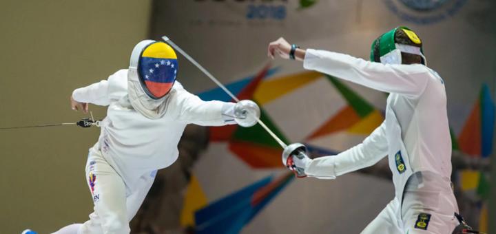 XI Juegos Suramericanos Cochabamba 2018. Imagen: Página oficial del evento.