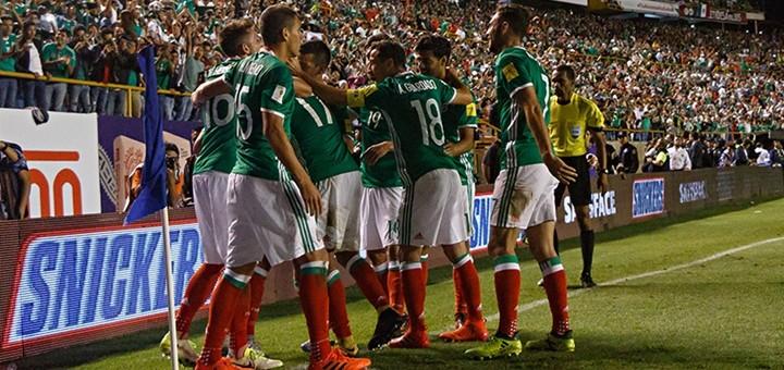 Imagen: Federación Mexicana de Fútbol.