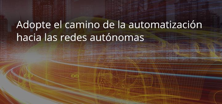 La red de telecomunicaciones autónoma