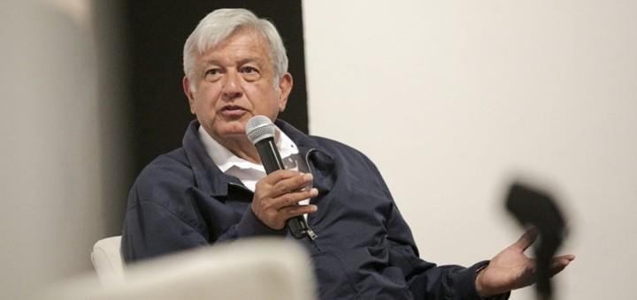 AMLO, presidente electo de México. Imagen: lopezobrador.org.mx