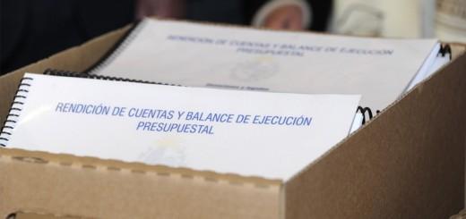 Rendición de Cuentas 2017. Imagen: Presidencia de Uruguay.