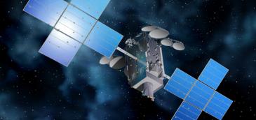 Telstar 19 VANTAGE. Imagen: Telesat.