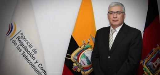 Edwin Almeida Rodríguez. Imagen: Arcotel