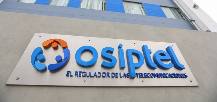 Edificio Osiptel. Imagen: Osiptel.