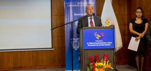 Anuncian nuevo cronograma de apagón analógico. Imagen: Mintel Ecuador.