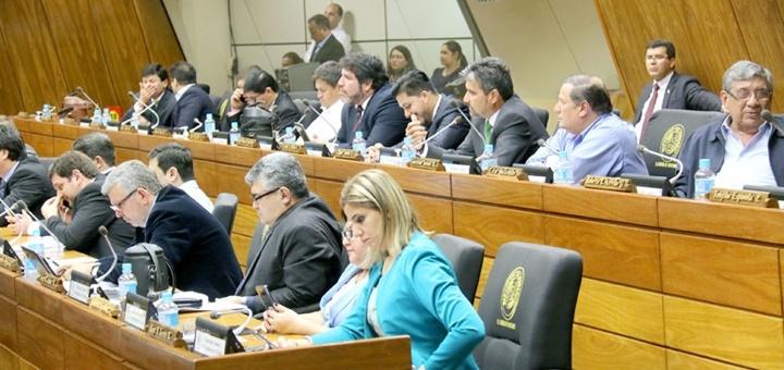 Imagen: Cámara de Diputados de Paraguay.