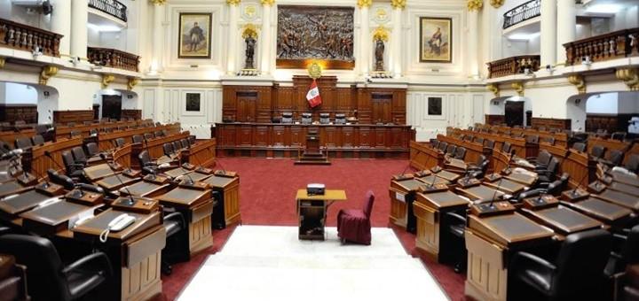 Imagen: Congreso de la República.