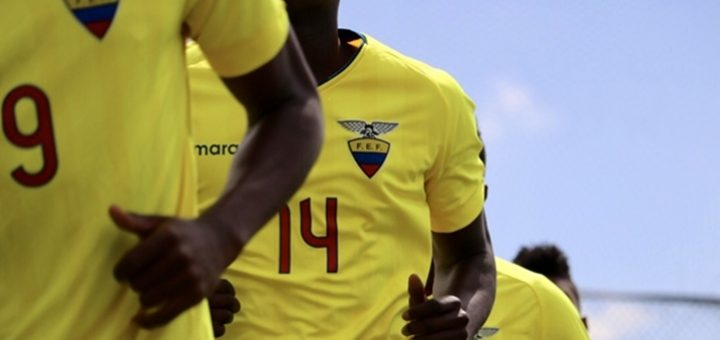 Imagen: Federación Ecuatoriana de Fútbol.