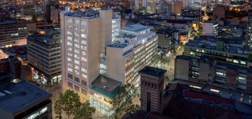Edificio de ETB. Imagen: ETB