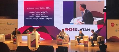 Panel de reguladores en el M360. Imagen: Telesemana.com