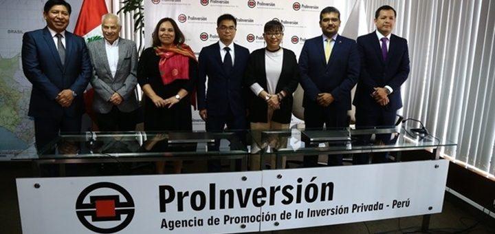 Adjudicaron los últimos seis proyectos regionales de banda ancha en Perú