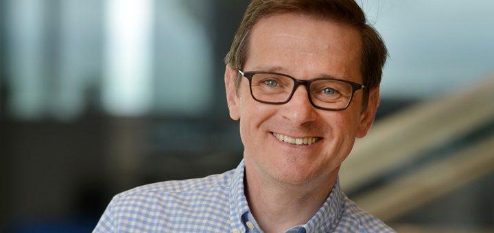 Jean-Philippe Gillet, vicepresidente y gerente General del área de Redes de Intelsat, Imagen: Intelsat