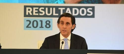 José María Álvarez Pallete. Imagen: Telefónica