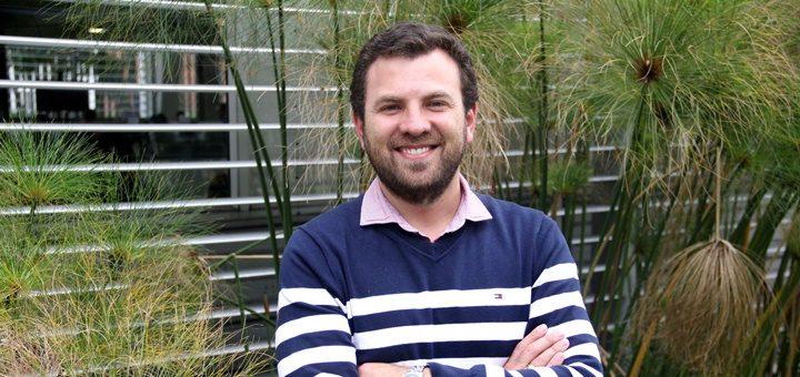 Jorge Toscano, gerente de IoT, Big Data y publicidad de Movistar Colombia. Imagen: Movistar