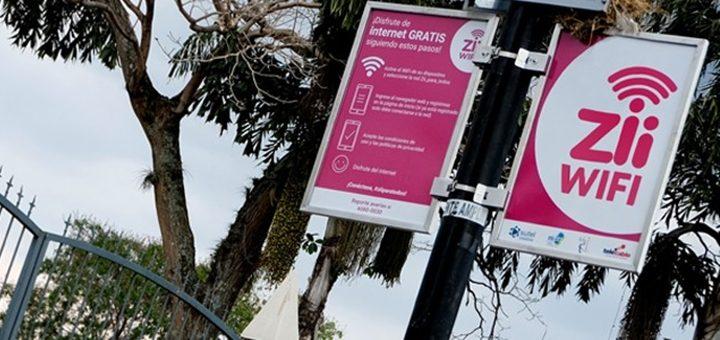 Costa Rica activó zonas Wi-Fi sin cargo para usuarios en 301 de los 515 sitios públicos previstos
